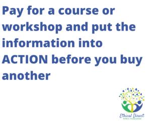 Online Summit about training